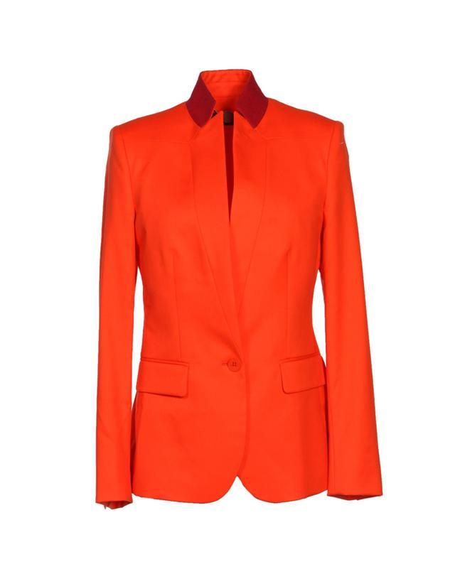 Stella McCartney Orange Blazer
