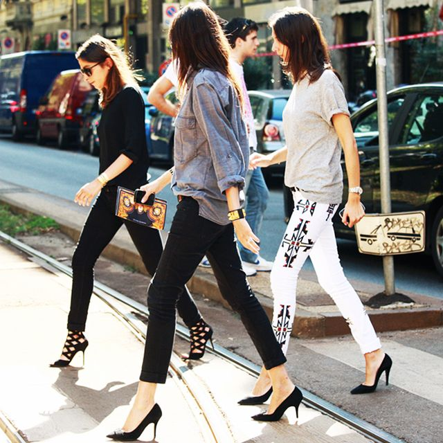 Are Your Skinny Jeans Too Tight?