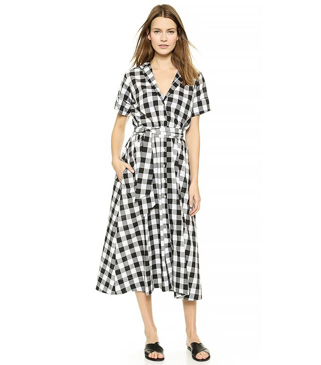Lisa Marie Fernandez Shirtdress Cover Up