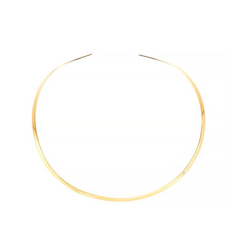 Diamond Detail Round Choker