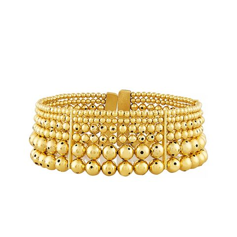 Toledo Gold-Plated Choker