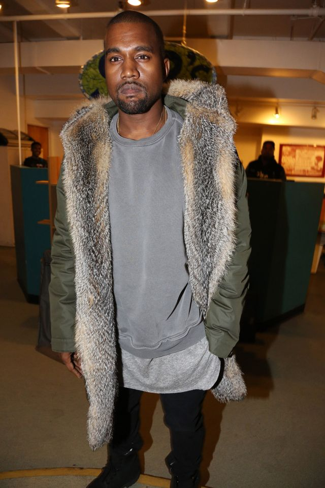 Major: Kanye West Will Show at New York Fashion Week