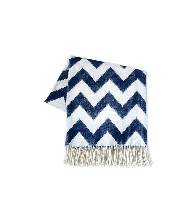 Jonathan Adler Zig Zag Alpaca Throw