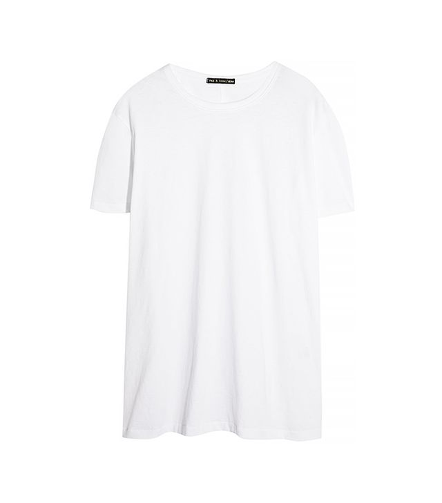 Rag & Bone The Tomboy Cotton T-Shirt