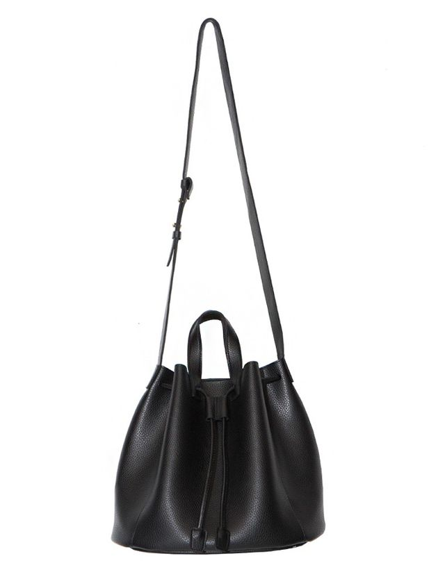 Pixie Market Minimalist Bucket Bag