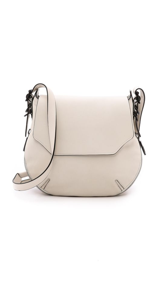 Rag & Bone Bradbury Small Flap Hobo Bag