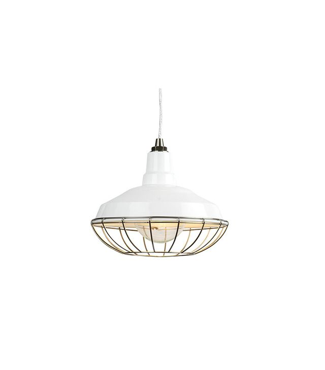 Rejuvination Redland Warehouse Pendant