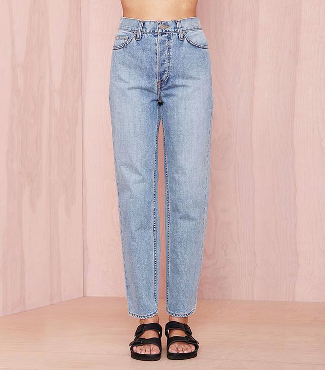 Nasty Gal MILF Jeans