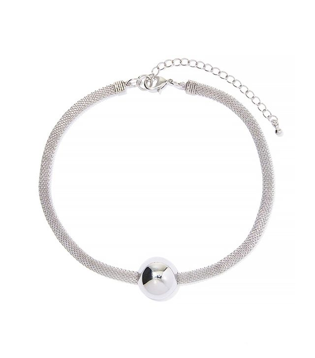 Nasty Gal Ball & Chain Choker
