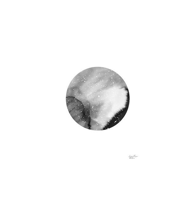 by Samantha Hahn Print 2, Deep Space