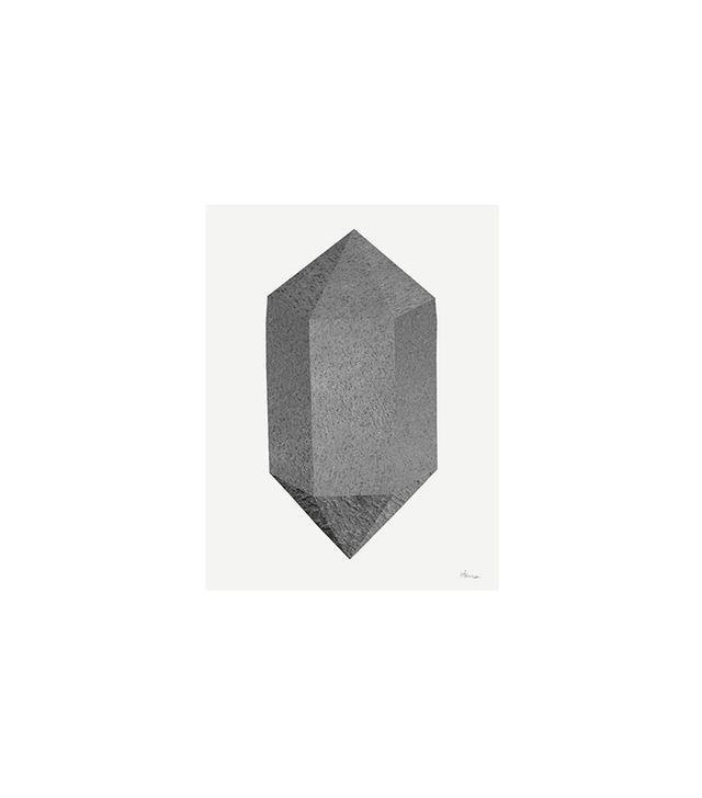 Vacation Days Made Rock (No.1) Print
