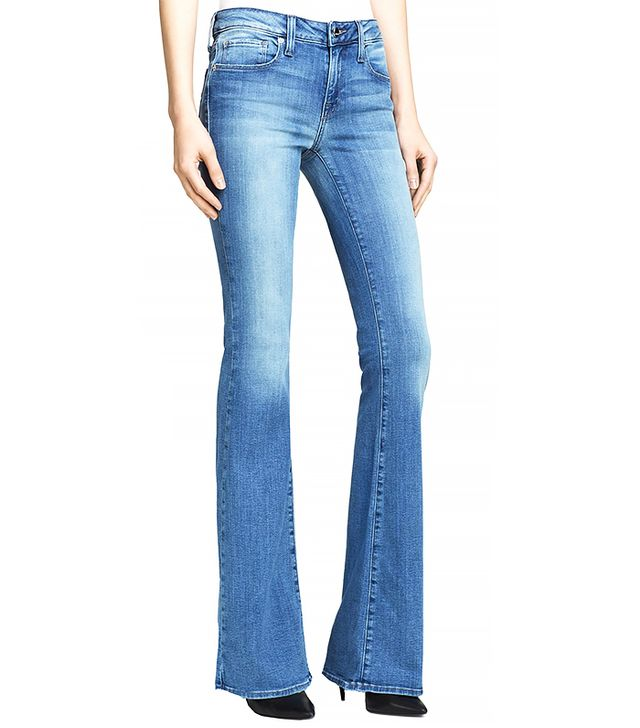 Genetic Jeans Leaf Fit and Flare in Sphinx