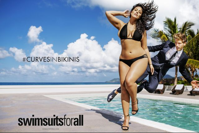 You Have to See the New Plus-Size Bikini Ad Everyone Is Talking About