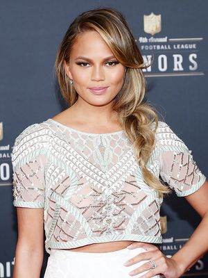 Chrissy Teigen's Boho Braid, Plus More Celeb Beauty!