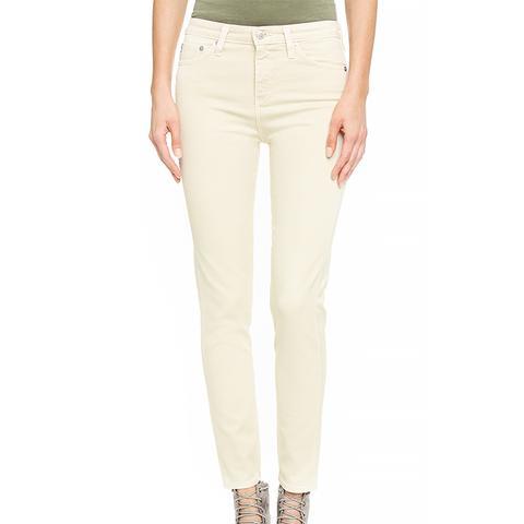 Alexa Chung x AG Brianna Skinny Jeans