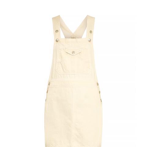 The Gillian Denim Skirt Overall