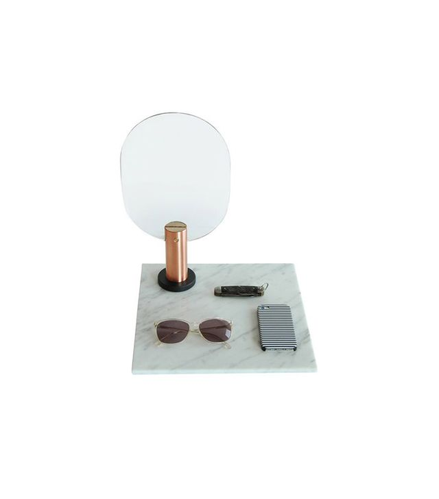 L & G Studio Maru Hand Mirror