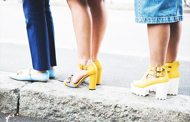 2. Shoe sizes began with barleycorn.
