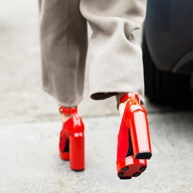 3. Men were the first to wear heels.
