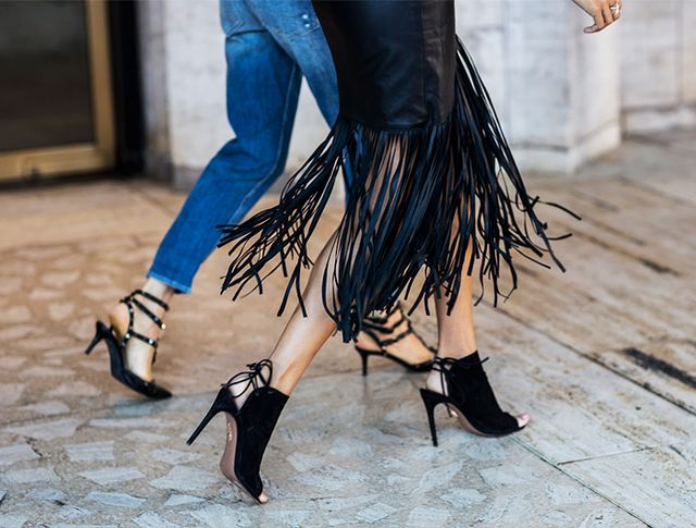 4. U.S. women own an average of 19 pairs of shoes.