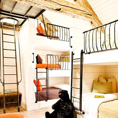 The Most Beautiful Bunk Beds We've Ever Seen