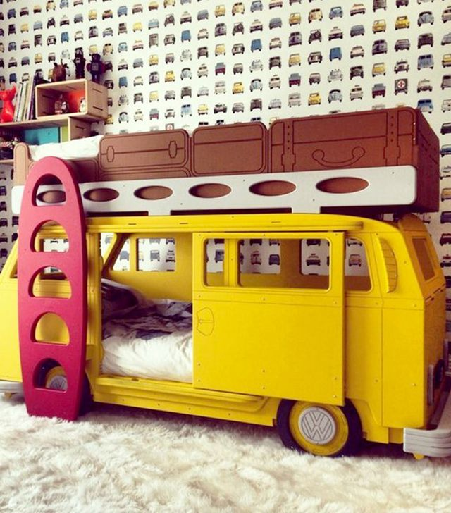 Fancy Camper Van Bunk Bed