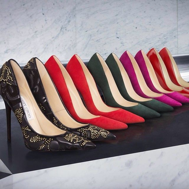 12. Jimmy Choo constructed his first pair of shoes at age 11.