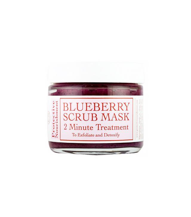 Protective Nourishment Blueberry Scrub Mask
