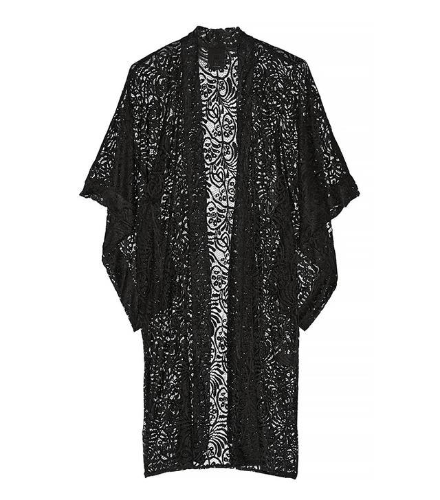 Anna Sui Lace Kimono