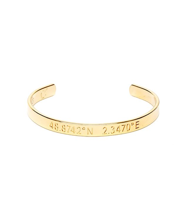 Coordinates Collection Legend Bracelet