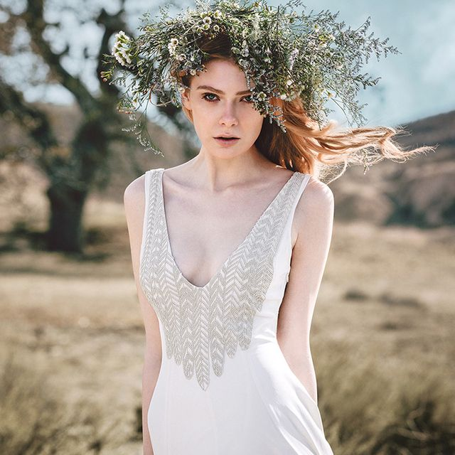 Mara Hoffman's Bohemian Bridal Collection Is Beyond Beautiful