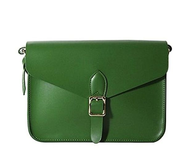 Angela & Roi A&R Palette Green Cross-body