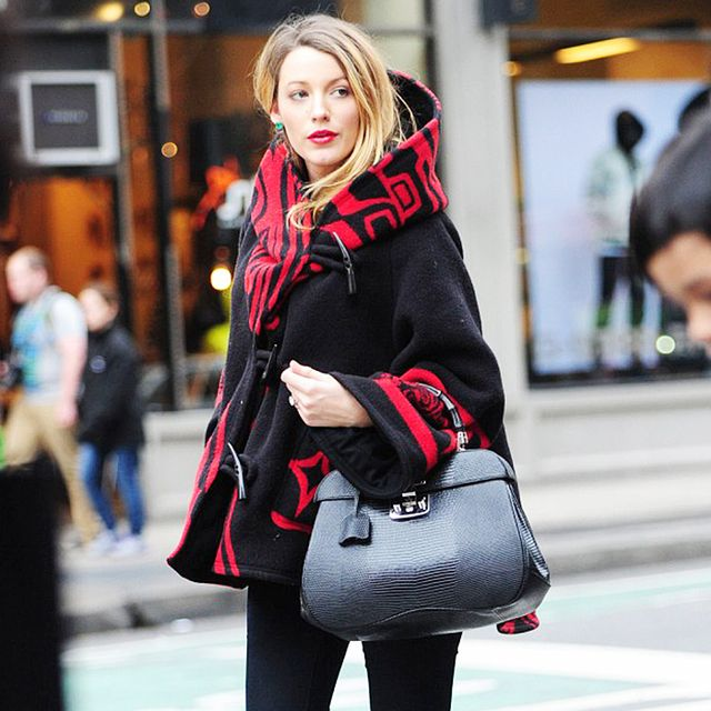 11 Statement Coats Blake Lively Would Totally Wear