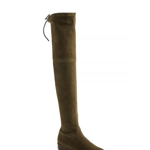 'Lowland' Over the Knee Boot