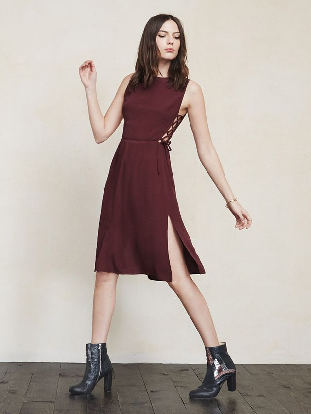 Reformation Camille Dress