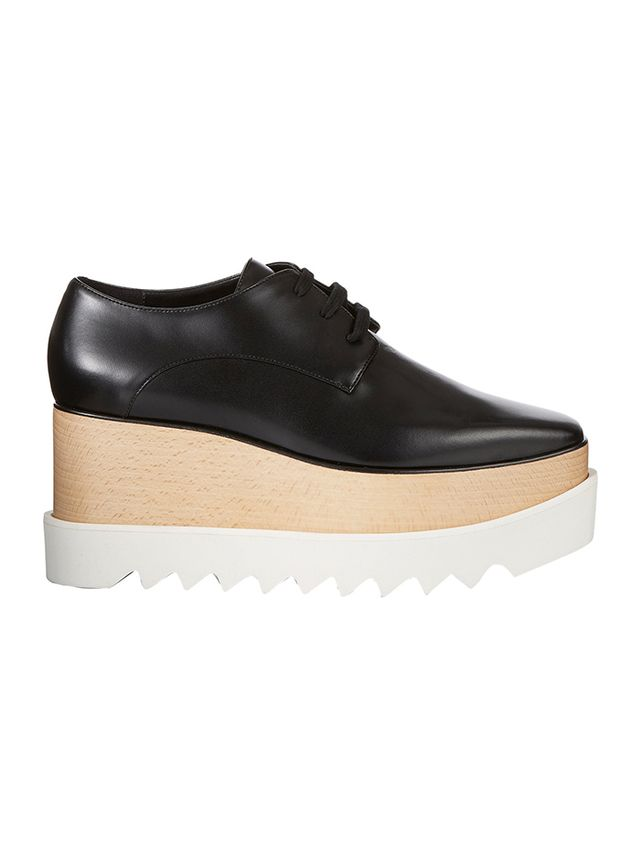 Stella McCartney Brit Platform Oxfords