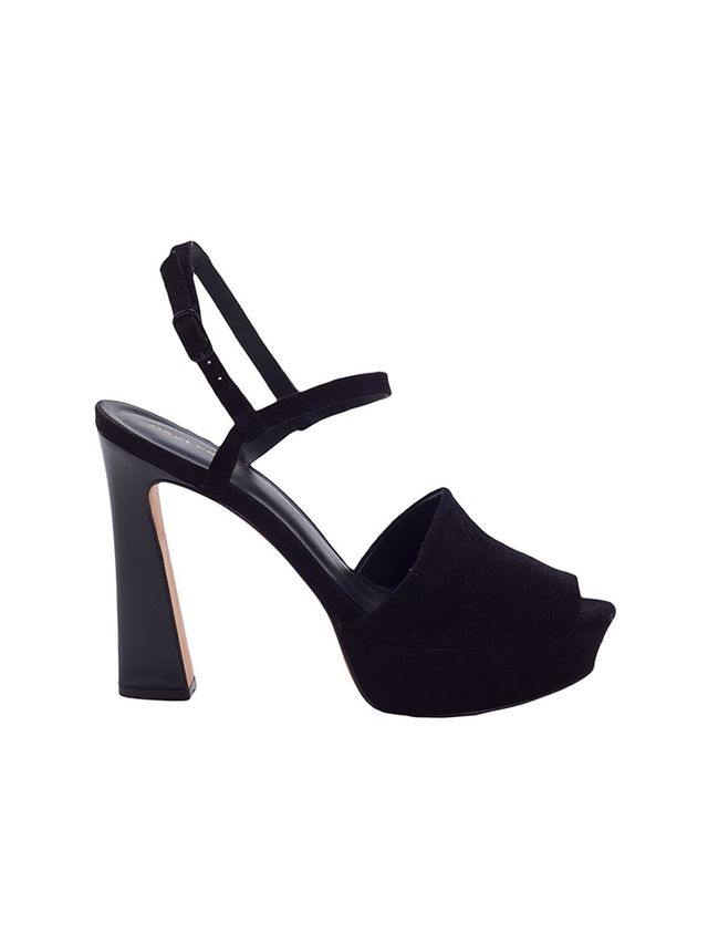 Osklen Chunky Heel Platform Sandals