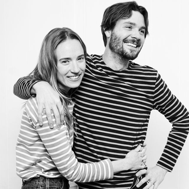 Hurry! Everlane's Brand New Striped Shirts Are Already Selling Out