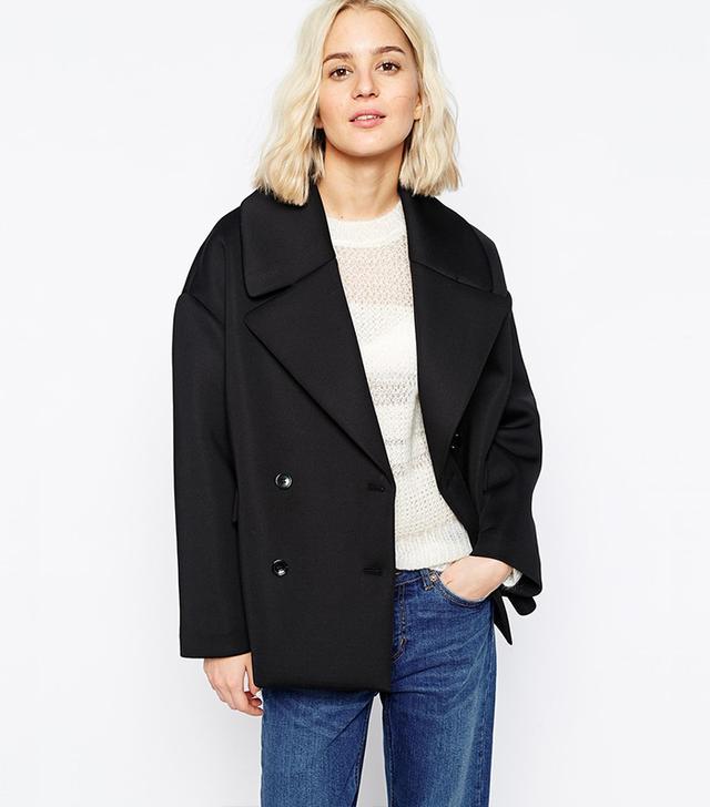 Weekday Bonded Coat