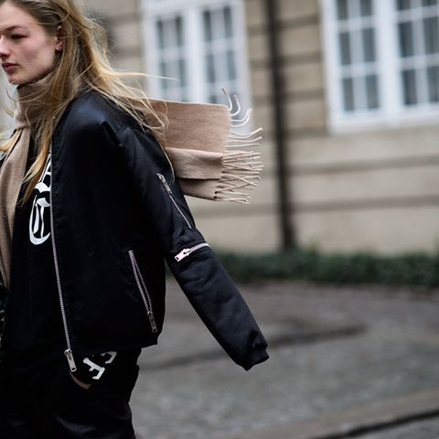 Copenhagen Fashion Week Street Style Photos