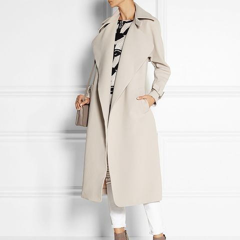 Orietta Cady Trench Coat
