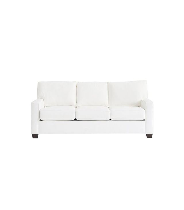 Pottery Barn Buchanan Square Arm Upholstered Sofa