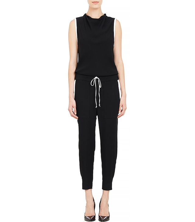 Helmut Lang Colorblock Jumpsuit
