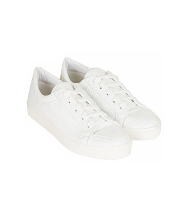 Topshop Copenhagen Lace-Up Trainers
