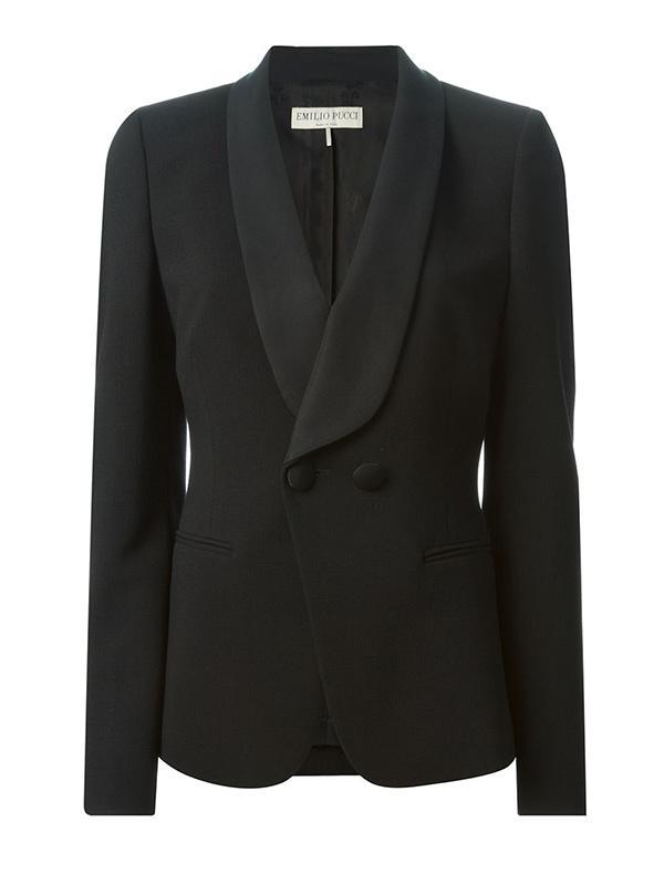 Emilio Pucci Tuxedo Jacket