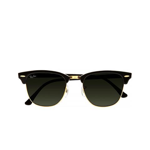 Clubmaster Acetate Sunglasses