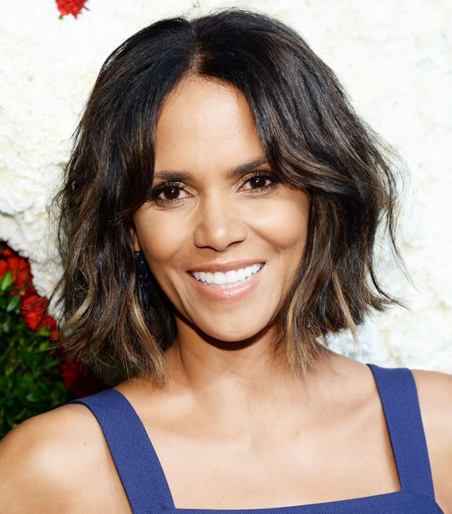 Exclusive: Halle Berry Shares a Genius Lipstick Trick, Our Jaws Drop