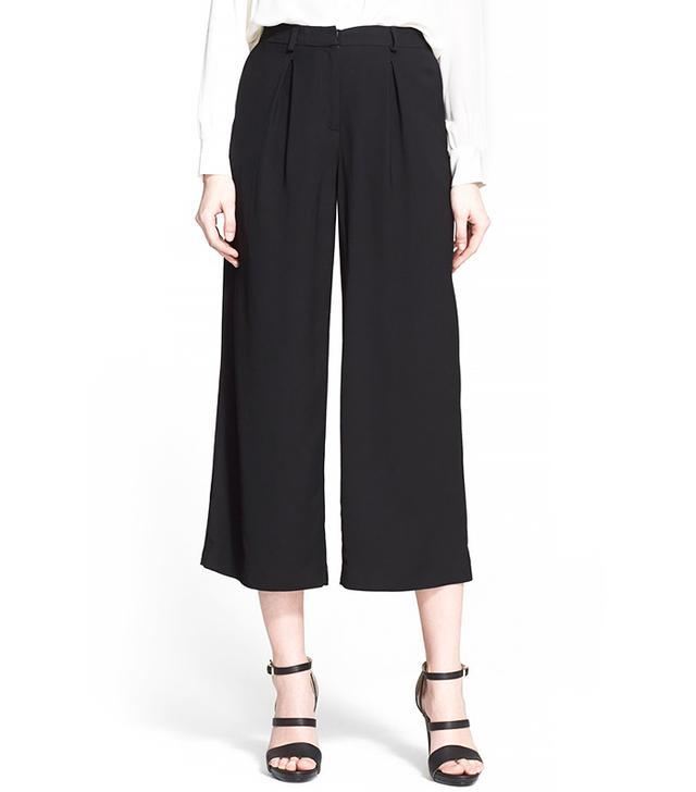 Rachel Zoe Marcella Crop Wide Leg Pants