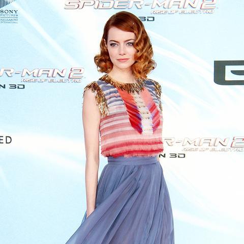 Emma Stone Amazing Spider-Man 2 Berlin premiere