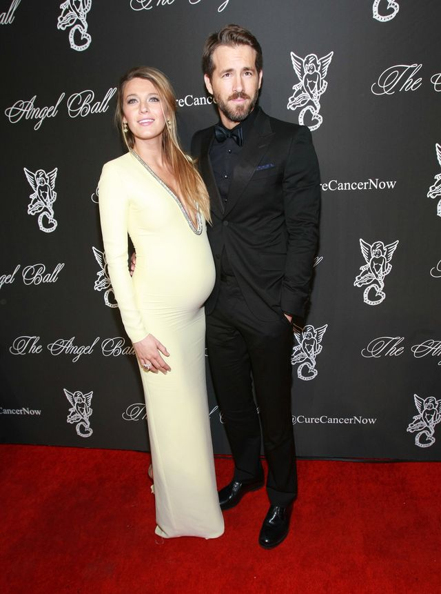 Report: Blake Lively's Baby's Name Is Finally Here!